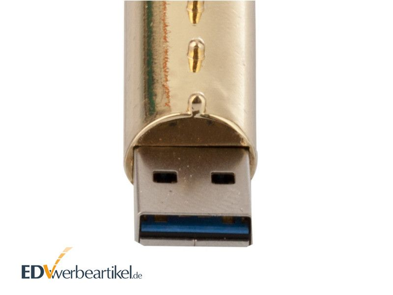 USB Stick 3.0 Werbegeschenk LOCKED ANTIQUE