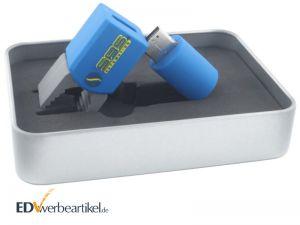 USB Stick 3D Sonderanfertigung als Werbeartikel in Produkt-Form