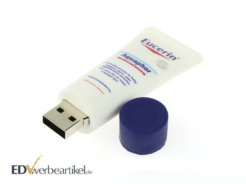 Individueller Werbeartikel USB Stick in Sonderform dreidimensional