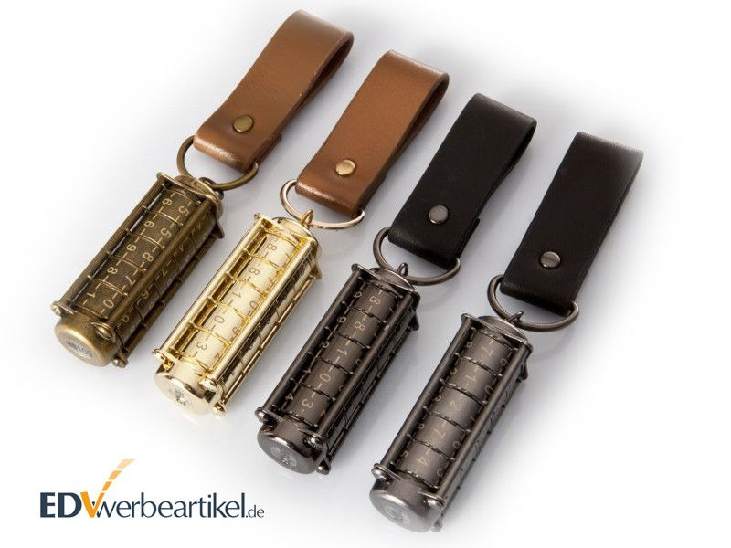 USB Stick LOCKED ANTIQUE als antikes Werbegeschenk