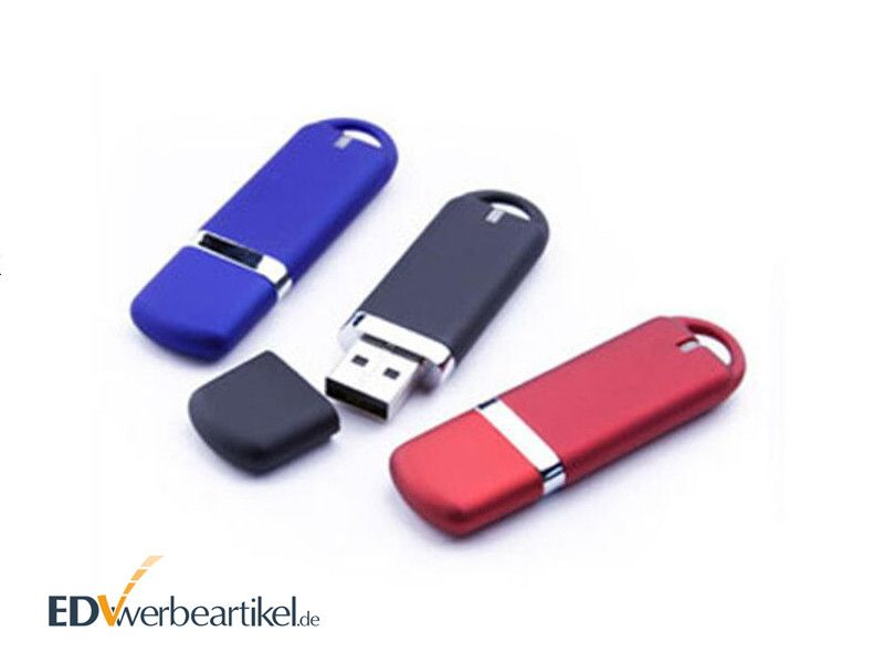 USB Stick bedrucken mit Firmenlogo SLAPSTICK