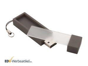 USB Stick mit Zetteln STICKY