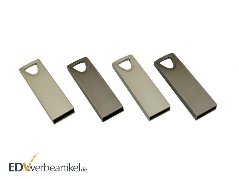 Mini Aluminium USB Stick als Schlüsselanhänger - Innovativ
