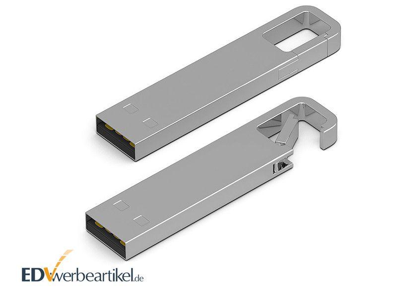 USB Stick KARABINER als Werbeartikel