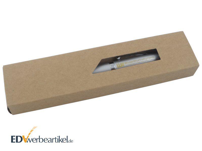 USB Stick Kugelschreiber 3in1 in Karton-Verpackung