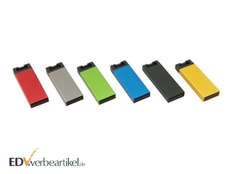 USB Mini-Spacer als Werbeartikel mit Firmenlogo gravieren