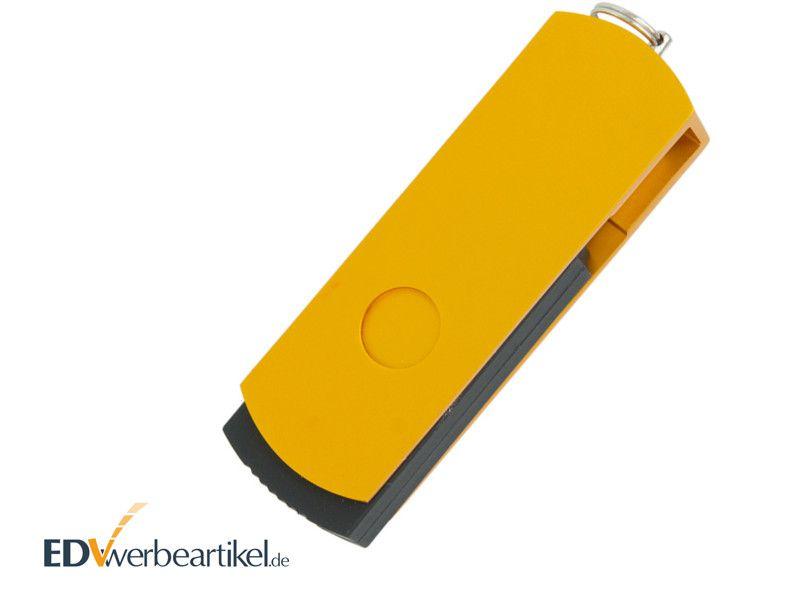 USB Stick mit Gravur FLIP TWISTER
