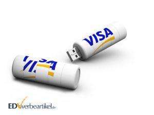 USB Stick mit Logo bedrucken Werbemittel Roll
