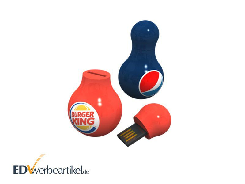 USB Stick mit Logo Bowl Werbemittel