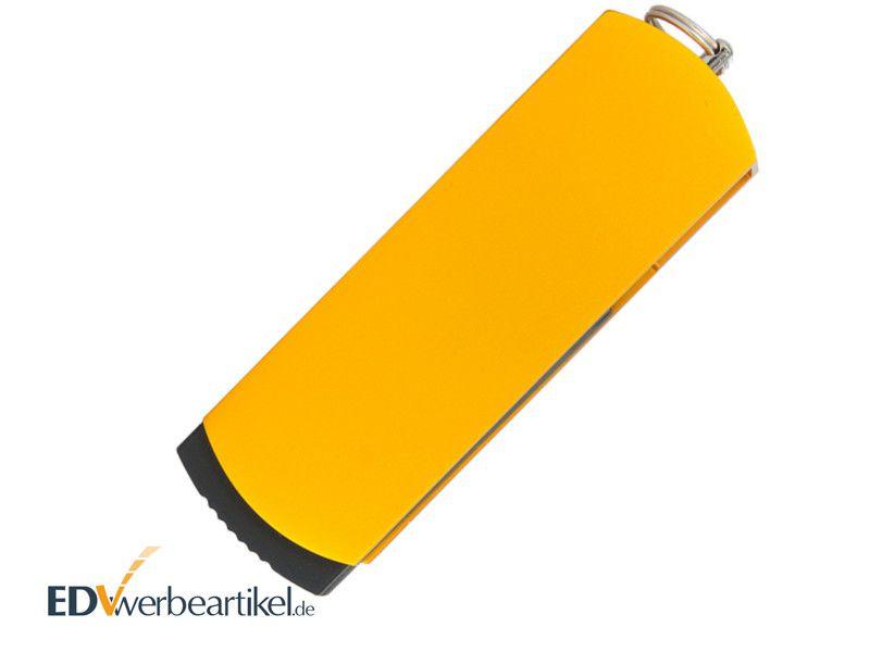 USB Stick mit Logo FLIP TWISTER