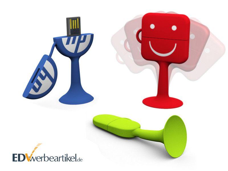 USB Stick mit Logo Werbeartikel Swoopy bedrucken