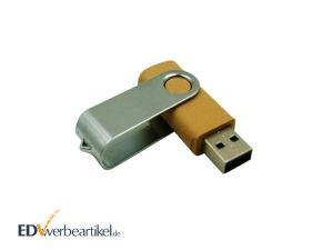 Nachhaltiger USB Stick als Werbeartikel - FLIP RECYCLED