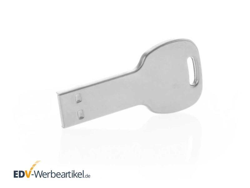 USB Stick Schlüssel KEY auch für Gravuren - rundes Modell