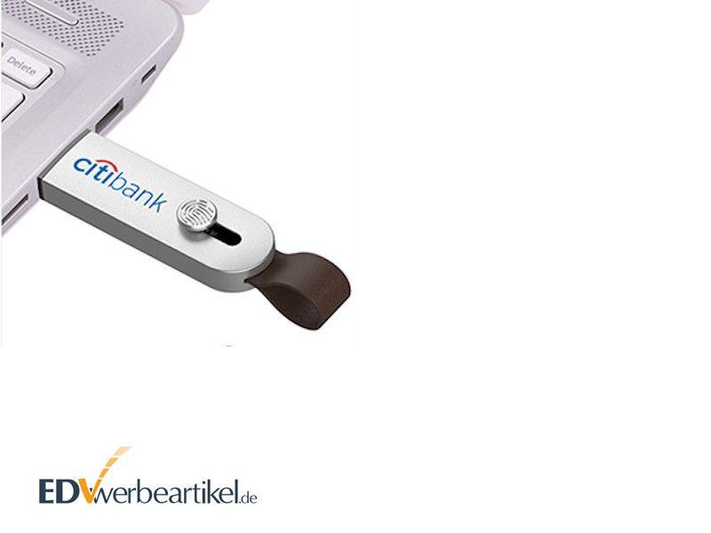 USB Stick EXECUTIVE mit rundem Slide-Stick