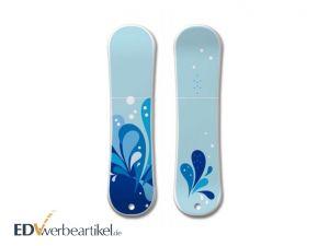 USB Stick Sport - Snowboard als Werbegeschenk