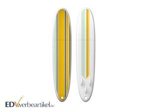 Sport USB Stick mit Logo als Werbegeschenk - Surfbrett