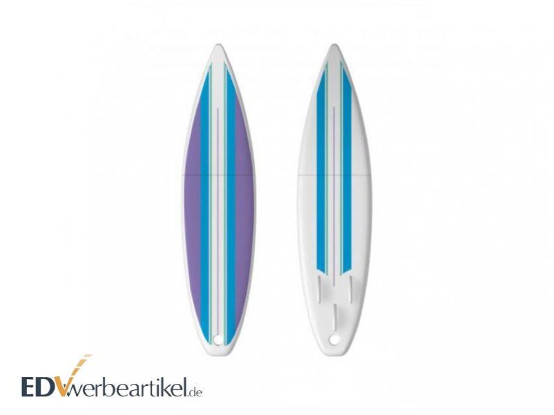 USB Stick als Surfboard mit Werbung bedrucken