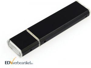 USB Stick Werbeartikel mit Logo bedrucken - Mini Alu SILVER