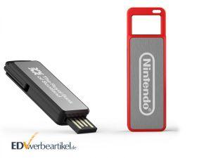 USB Sticks bedrucken PUSH