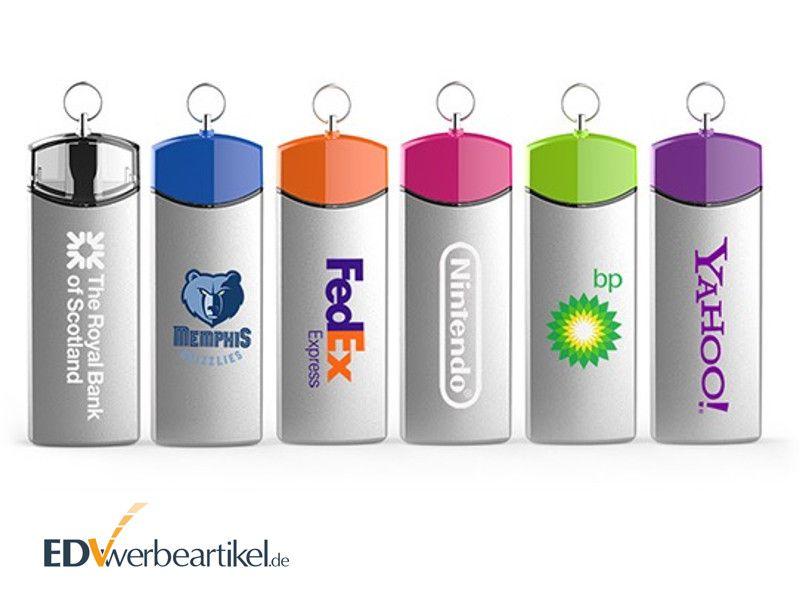USB Stick Firmenlogo TURNOVER