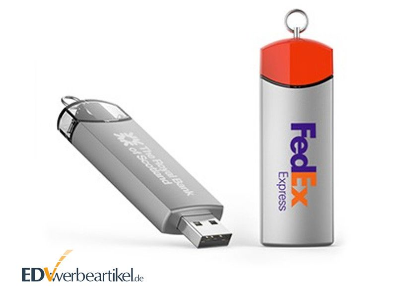 USB Sticks mit Logo TURNOVER