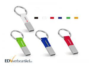 USB Stick Schlüsselanhänger Elite als Werbeartikel mit Logo bedrucken