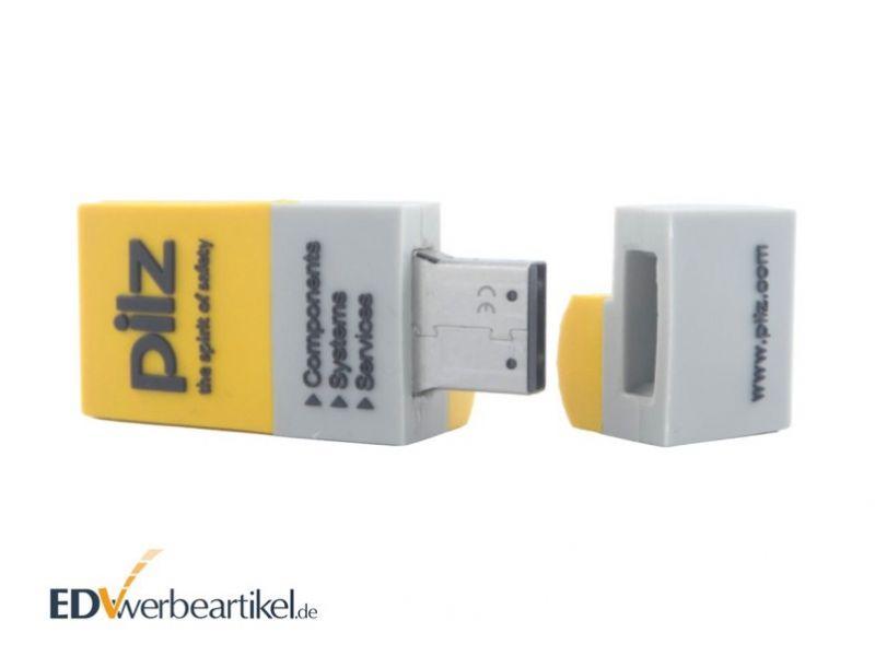 USB Sticks 3D Sonderform - Werbeartikel individuell gestalten