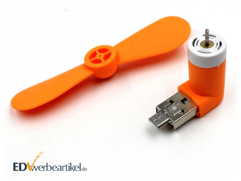 USB Ventilator Werbeartikel