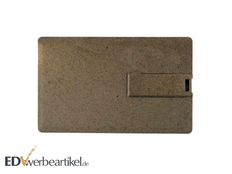 USB Visitenkarte RECYCLED