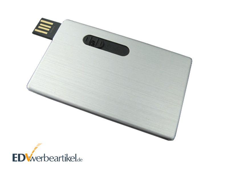 USB Visitenkarte SLIDER