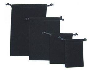 Schmucktasche Säckchen Velour