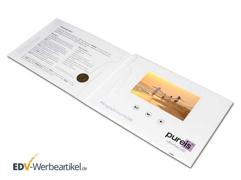 Videokarte mit 5 Zoll LCD Display
