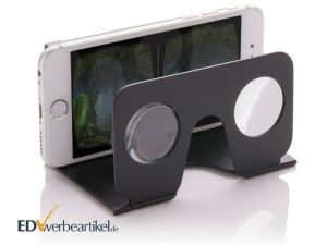 Mini VR Brille als Werbeartikel mit Logo bedrucken