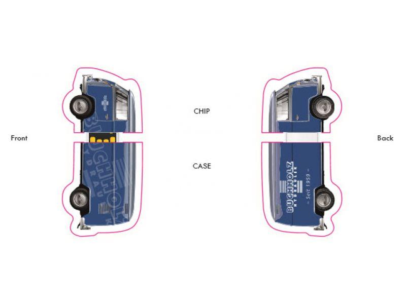 USB Stick 2D Autoform