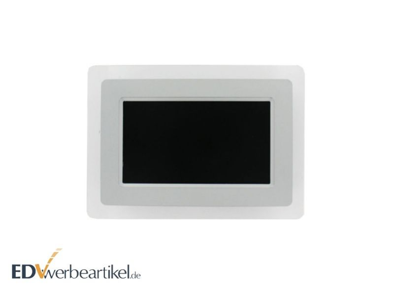 Digital Frame Silber