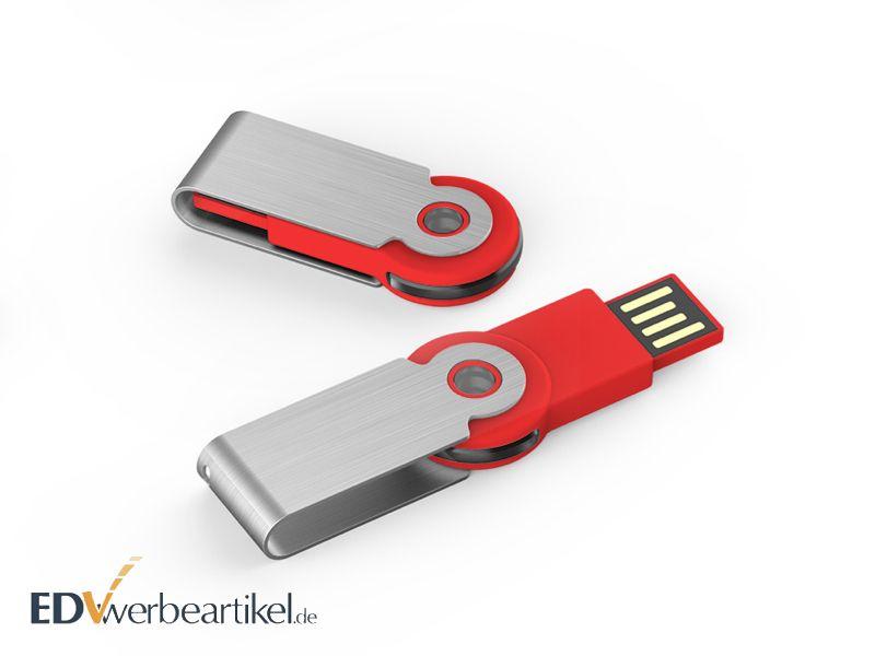 Werbeartikel Mini USB Stick 360