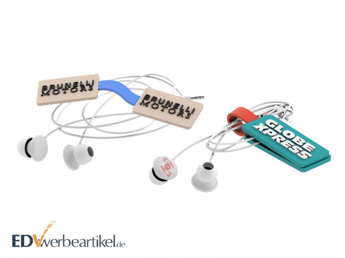 In-Ear Kopfhörer mit individuellem 2D Kopfhörer Clip gestalten!