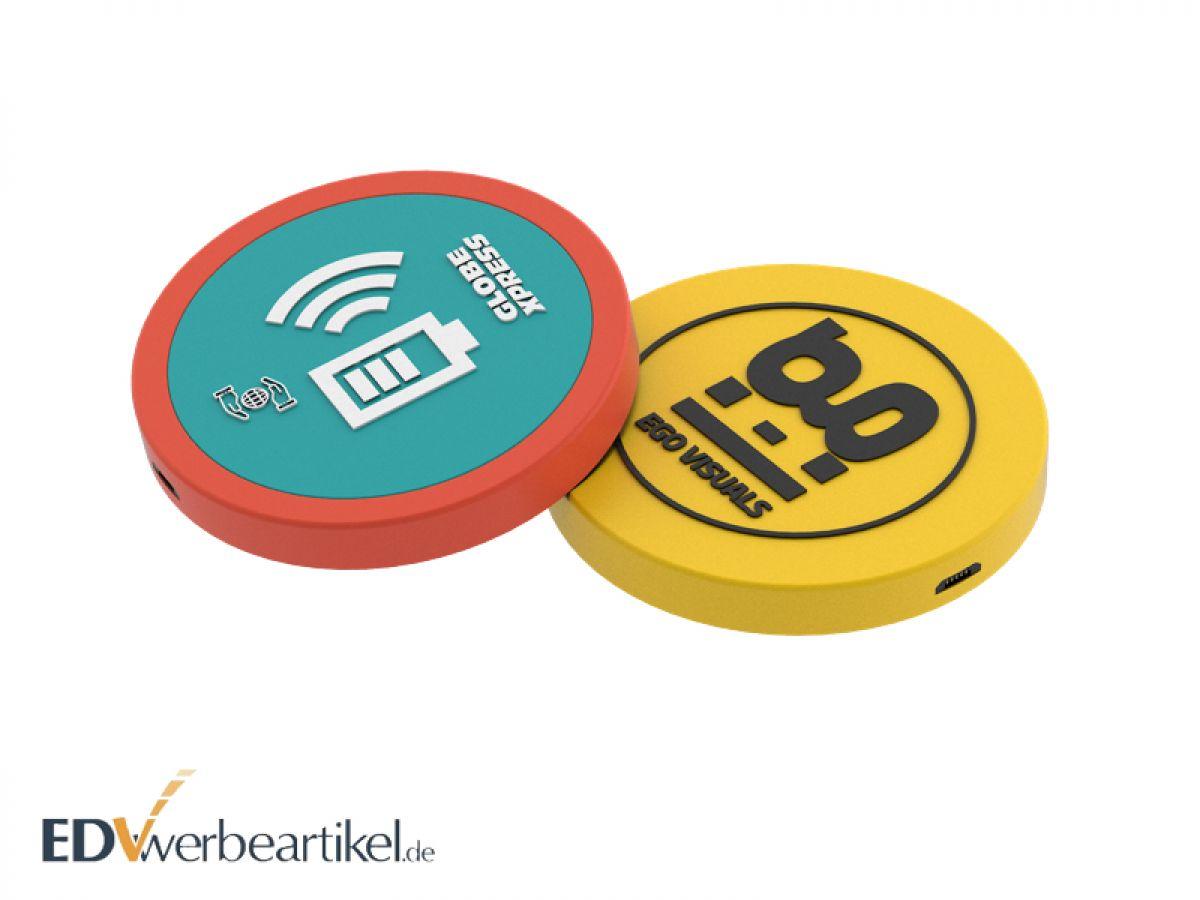 Wireless Charger Induktionsladegerät individuell gestalten