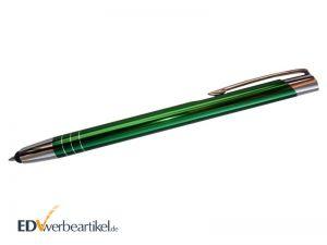 Werbeartikel Touchpen gravieren mit Logo - Kugelschreiber