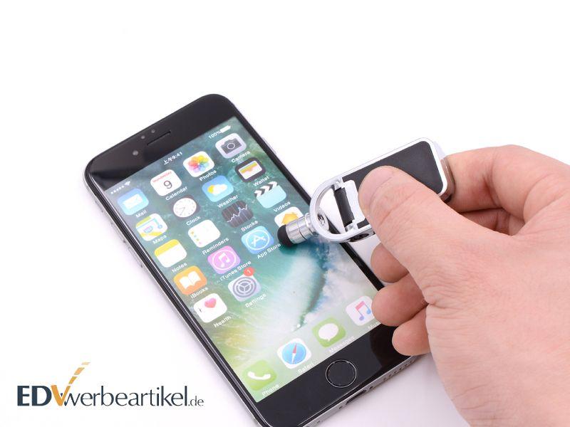 Werbeartikel USB Stick mit Touchpen Funktion mit Logodruck