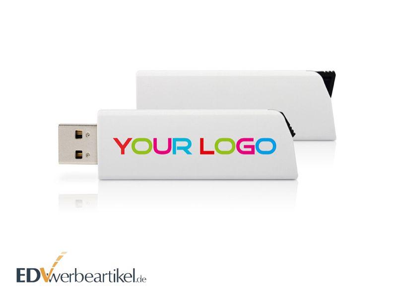 USB Sticks mit Logo bedrucken - Click