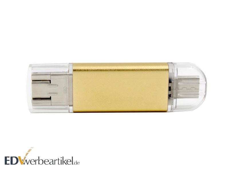 USB Stick mit Logo Typ C ALUMINIUM