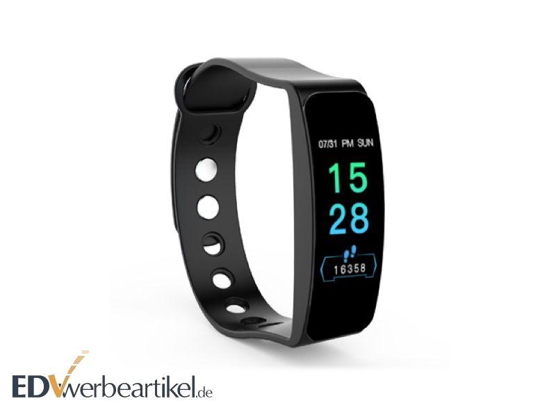 Smartwatch mit Farbdisplay als Werbeartikel