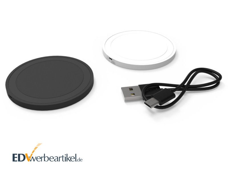 Wireless Charger INSPIRE als Werbemittel