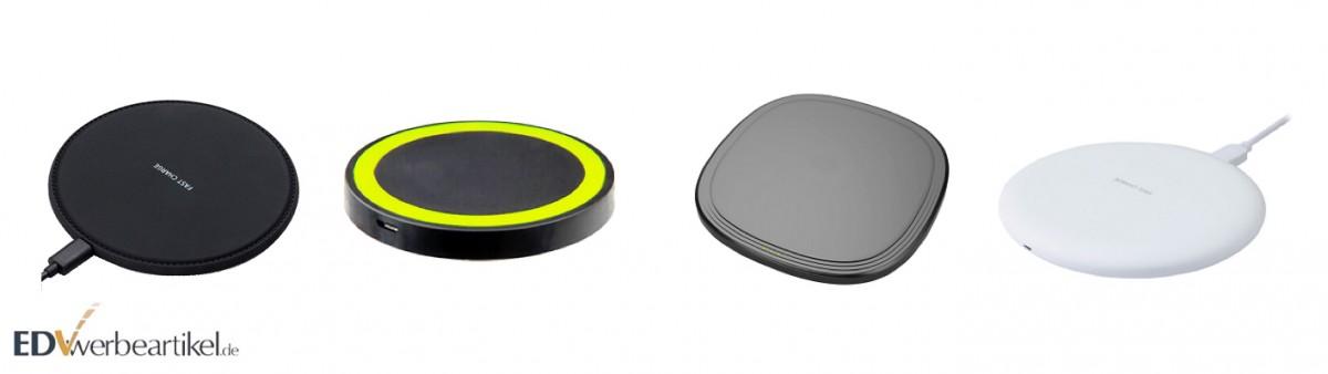 Standard Modell für Qi Wireless Charger als Werbeartikel