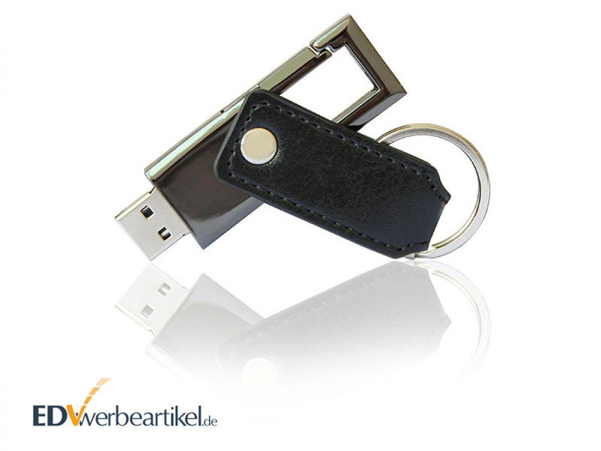 Edler USB Stick aus Leder