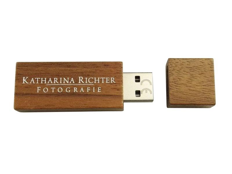 USB Stick bedrucken mit Logo